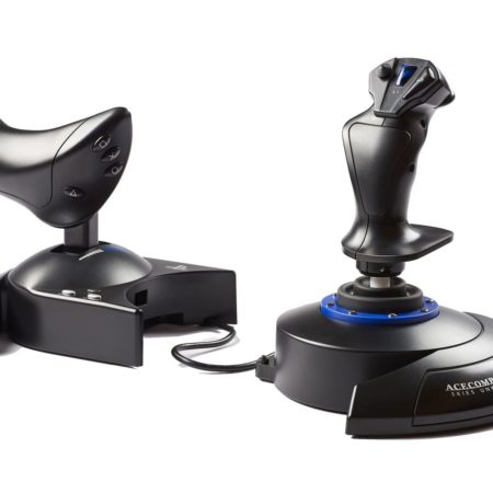 Thrustmaster T.Flight Hotas 4 Ace Combat 7 Limited Edition PlayStation®4 PC