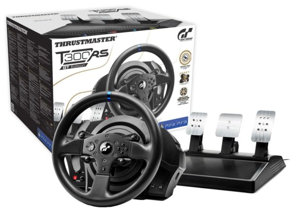 Thrustmaster T300 RS GT Edition Racing Wheel