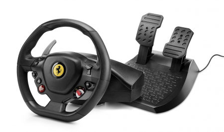 Thrustmaster T80 Ferrari 488 GTB Edition Racing Wheel
