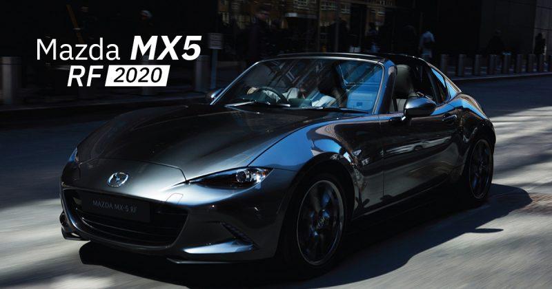 Mazda MX-5 RF 2020