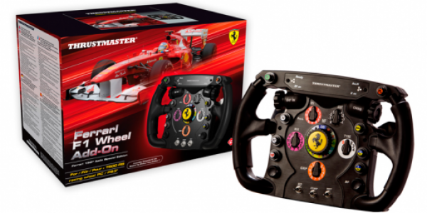 Thrustmaster FERRARI F1 WHEEL ADD-ON For T300T500 PCPS3